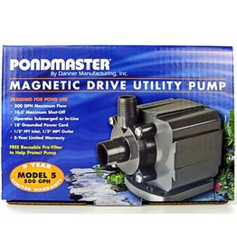 Danner Manufacturing, Inc. PONDMASTER 500 GPH PUMP