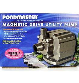 Danner Manufacturing, Inc. PONDMASTER 350 GPH PUMP