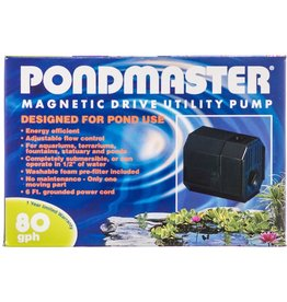 Danner Manufacturing, Inc. PONDMASTER 80 GPH FOUNTAIN PUMP