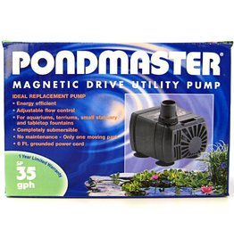 Danner Manufacturing, Inc. PONDMASTER 35 GPH FOUNTAIN PUMP