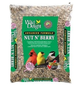 D&D COMMODITIED LTD WILD DELIGHT NUT N  BERRY WILD BIRD FOOD 20LBS