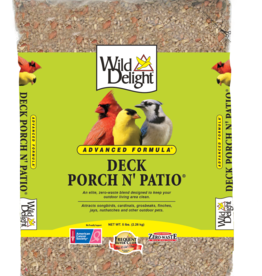D&D COMMODITIED LTD WILD DELIGHT DECK, PORCH & PATIO 20LBS