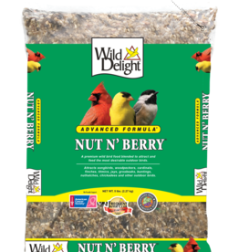 D&D COMMODITIED LTD WILD DELIGHT NUT N BERRY BIRD FOOD 5LBS