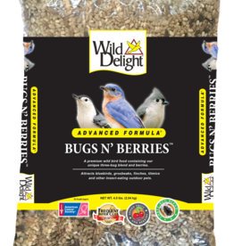 D&D COMMODITIED LTD WILD DELIGHT BUGS N'BERRIES 4.5 #