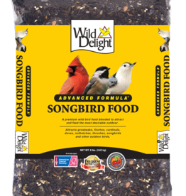 D&D COMMODITIED LTD WILD DELIGHT SONGBIRD BIRD FOOD 8LBS
