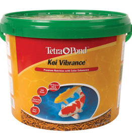 TETRA POND KOI VIBRANCE 3.31# BUCKET