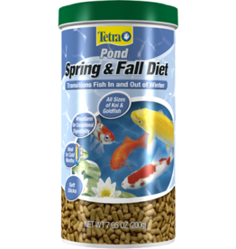 TETRA POND SPRING & FALL 7.05 OZ