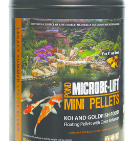 ECOLOGICAL LABS MICROBE LIFT MINI PELLETS 2 lb 4 oz