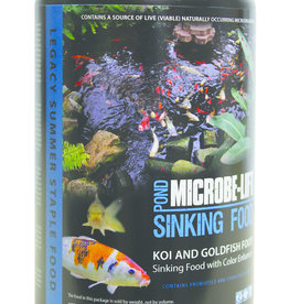 ECOLOGICAL LABS MICROBE LIFT SINKING PELLETS 20 OZ