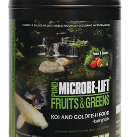 ECOLOGICAL LABS MICROBE LIFT FRUITS & GREENS 2 LB PDPF