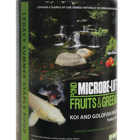 ECOLOGICAL LABS MICROBE LIFT FRUITS & GREENS 10 OZ