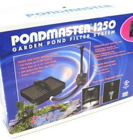 Danner Manufacturing, Inc. PONDMASTER 1250 PUMP & FILTER KIT