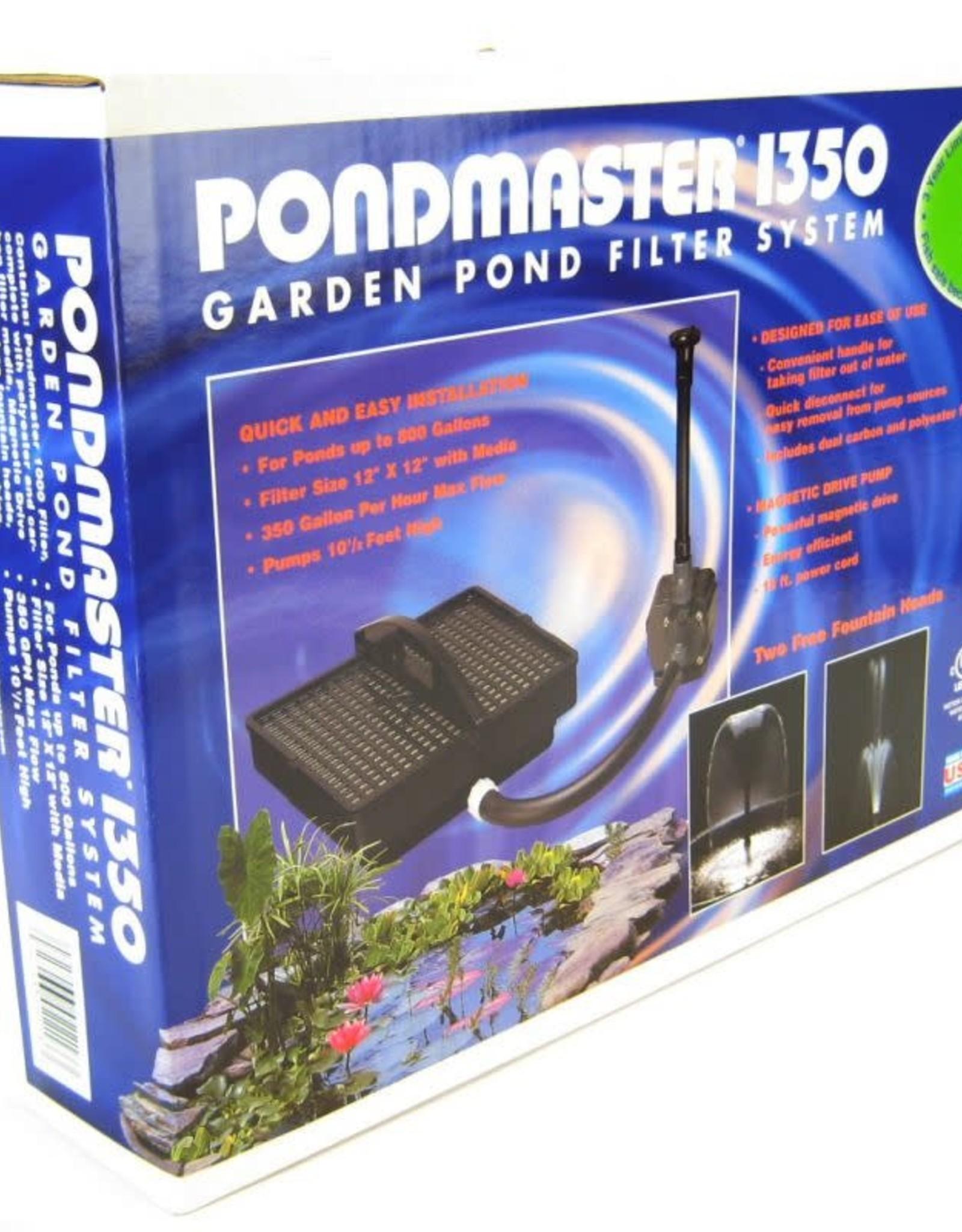 Danner Manufacturing, Inc. PONDMASTER 1350 PUMP & FILTER KIT