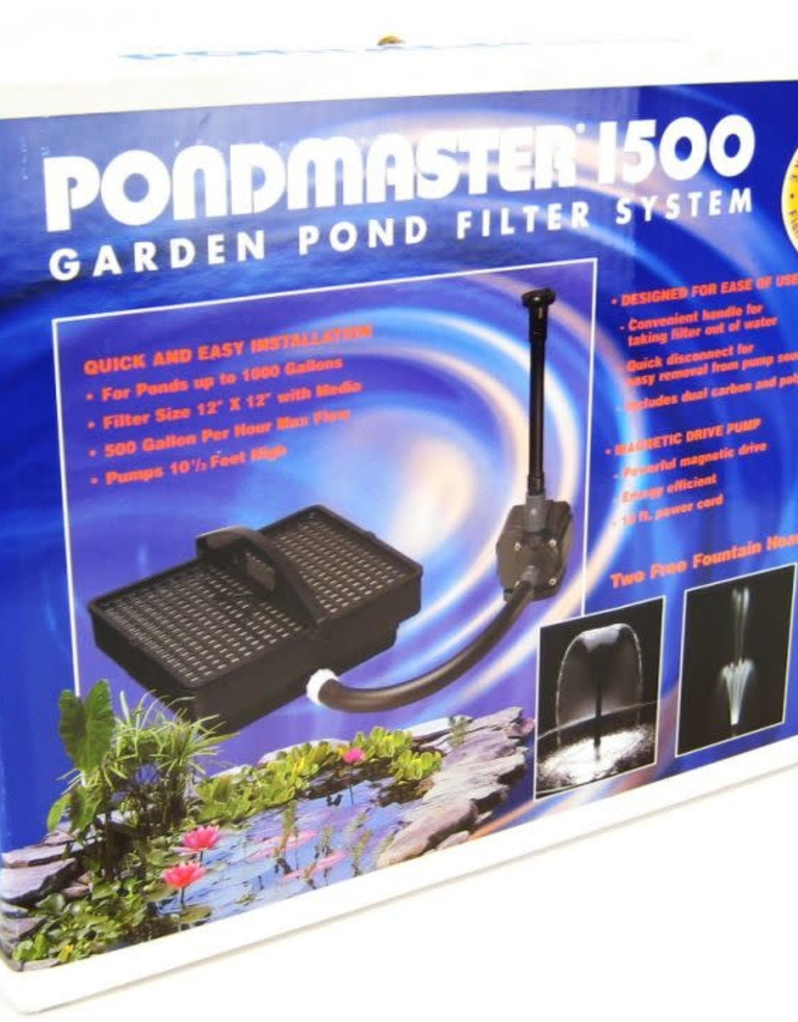 Danner Manufacturing, Inc. PONDMASTER 1500 PUMP & FILTER KIT