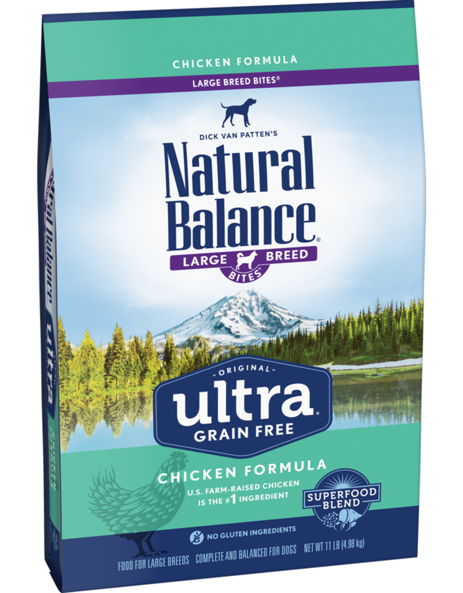 Natural Balance Dog Ultra En Large