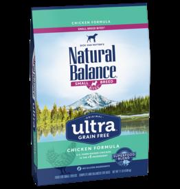 NATURAL BALANCE PET FOODS, INC NATURAL BALANCE DOG ULTRA CHICKEN SMALL BREED 11LBS