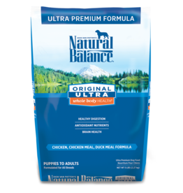NATURAL BALANCE PET FOODS, INC NATURAL BALANCE DOG ULTRA CHICKEN 4LBS