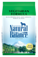 NATURAL BALANCE PET FOODS, INC NATURAL BALANCE DOG VEGETARIAN 14LBS