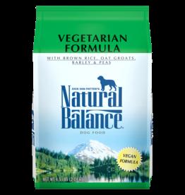 NATURAL BALANCE PET FOODS, INC NATURAL BALANCE DOG VEGETARIAN 14LBS