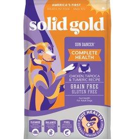 SOLID GOLD SOLID GOLD DOG SUN DANCER 24#