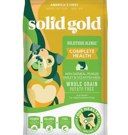 SOLID GOLD SOLID GOLD HOLISTIQUE BLENDZ 28.5LBS