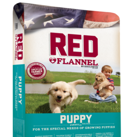 PURINA MILLS, INC. RED FLANNEL PUPPY 40LBS