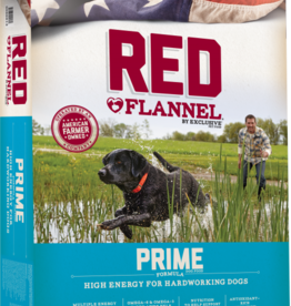 PURINA MILLS, INC. RED FLANNEL DOG PRIME 50#