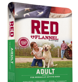 PURINA MILLS, INC. RED FLANNEL DOG ADULT 40#