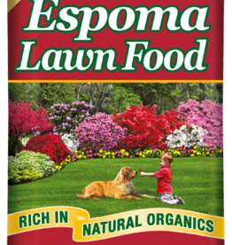 ESPOMA COMPANY ESPOMA LAWN FOOD 20lbs