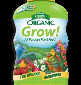 ESPOMA COMPANY ESPOMA ORGANIC GROW ALL PURPOSE PLANT FOOD 24OZ