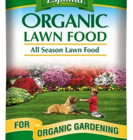 ESPOMA COMPANY ESPOMA ORGANIC LAWN FOOD ALL SEASON LAWN FOOD 28 lbs
