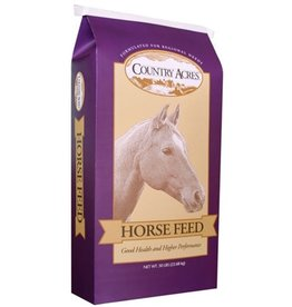 PURINA MILLS, INC. COUNTRY ACRES 10% SWEET 50LBS