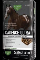 BUCKEYE BUCKEYE CADENCE ULTRA HORSE FEED 50LBS