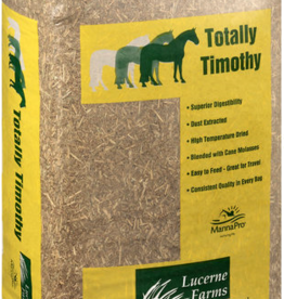 LUCERNE TOTALLY TIMOTHY GRASS FORAGE