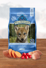 BLUE BUFFALO COMPANY BLUE BUFFALO WILDERNESS PUPPY CHICKEN 4.5LBS