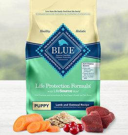 BLUE BUFFALO COMPANY BLUE BUFFALO PUPPY LAMB & OAT 15LBS