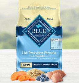 BLUE BUFFALO COMPANY BLUE BUFFALO PUPPY LPF CHICKEN & RICE 30LBS