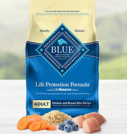 BLUE BUFFALO COMPANY BLUE BUFFALO DOG LPF ADULT CHICKEN & RICE 6LBS