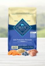 BLUE BUFFALO COMPANY BLUE BUFFALO LARGE BREED HEALTHY WEIGHT  CHICKEN & RICE 30LBS