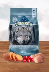 BLUE BUFFALO COMPANY BLUE BUFFALO DOG WILDERNESS CHICKEN 24LBS