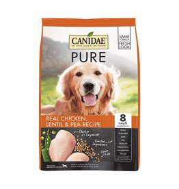 CANIDAE PET FOODS CANIDAE DOG GRAIN FREE PURE CHICKEN 4LBS