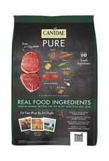 CANIDAE PET FOODS CANIDAE DOG GRAIN FREE PURE BISON 4LBS