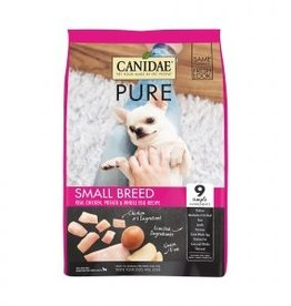 CANIDAE PET FOODS CANIDAE DOG GRAIN FREE PURE SMALL BREED ADULT 12LBS