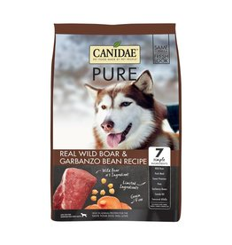 CANIDAE PET FOODS CANIDAE DOG GRAIN FREE PURE WILD BOAR 4LBS