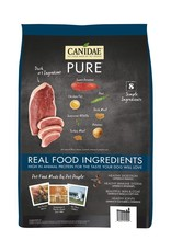 CANIDAE PET FOODS CANIDAE DOG GRAIN FREE PURE DUCK 4LBS