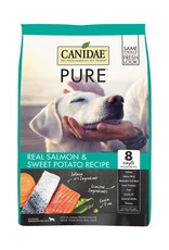 CANIDAE PET FOODS CANIDAE DOG GRAIN FREE PURE SALMON 4LBS