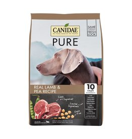 CANIDAE PET FOODS CANIDAE DOG GRAIN FREE PURE LAMB 4LBS