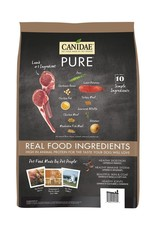CANIDAE PET FOODS CANIDAE DOG GRAIN FREE PURE LAMB 4LBS