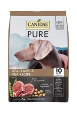 CANIDAE PET FOODS CANIDAE DOG GRAIN FREE PURE LAMB 12LBS