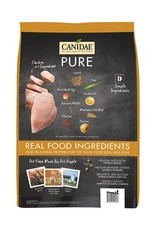 CANIDAE PET FOODS CANIDAE PUPPY GRAIN FREE PURE CHICKEN 12LBS